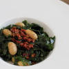 Thumbnail image for Kale Salad with Butter Beans