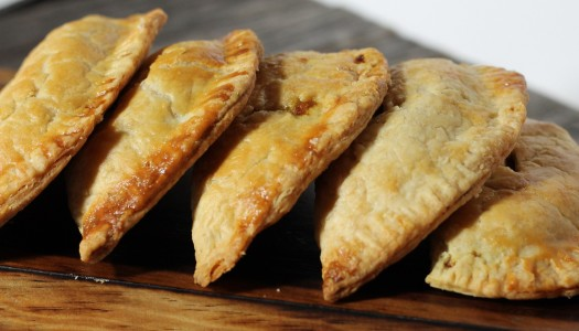Curried Butternut Squash Hand Pies