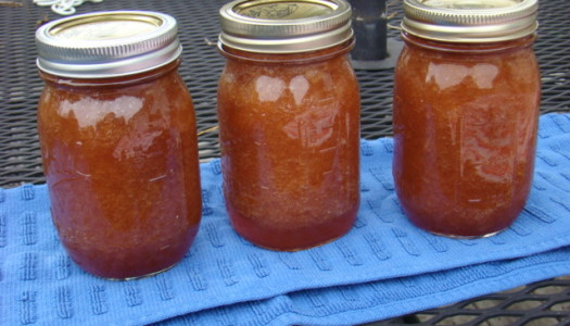 Apple Butter – a taste of autumn preserved!