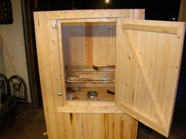 Post image for Smoke Shack Build – cold smoker (Part 1)