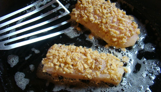 Walnut Walleye
