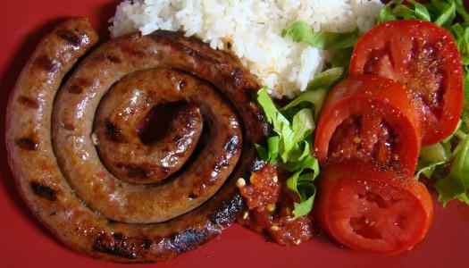 Merguez – Spicy lamb sausage