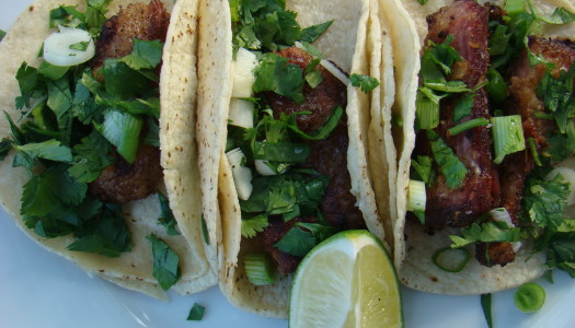 Pork Belly Confit – Tacos