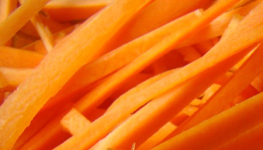 Pickled Gingered Carrots