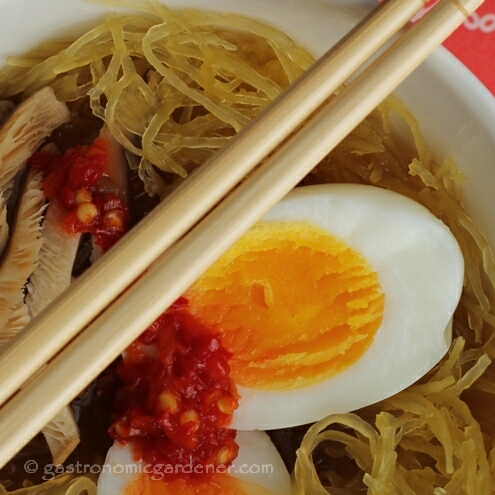 Post image for Spaghetti Squash &#8220;Ramen&#8221; Soup