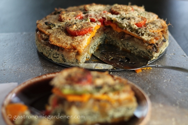Post image for Vegetable Torte